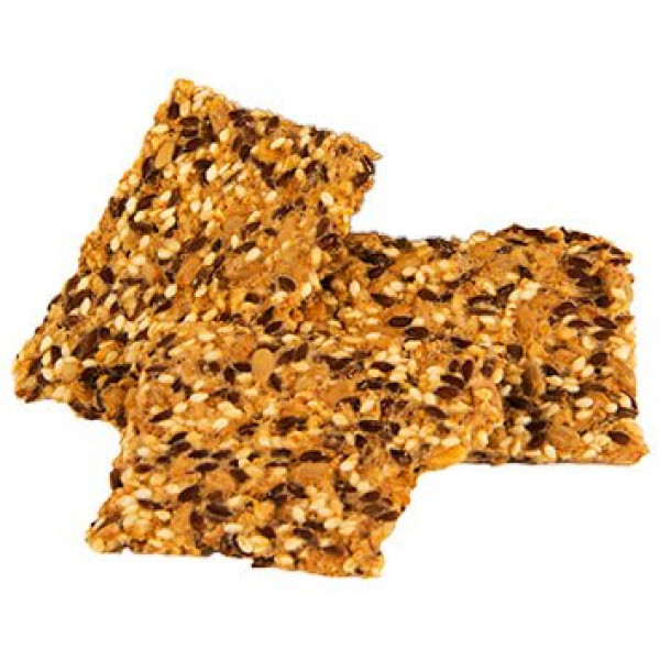 Biscuiți 70% semințe 100g - GustOriental.ro