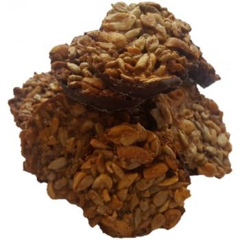 Biscuiți Taler cu semințe 100g - GustOriental.ro