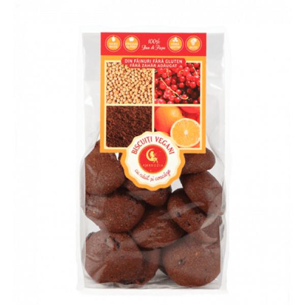 Biscuiți vegan cu năut-coacăze 150g - GustOriental.ro