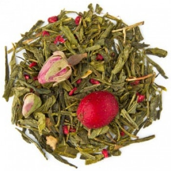 Ceai Verde cu merisoare 100g - GustOriental.ro