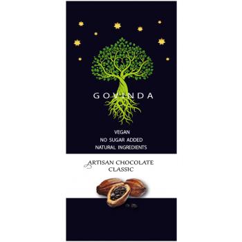 Ciocolata Vegana Clasica - GustOriental.ro