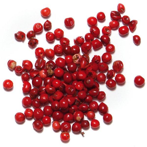 Piper roșu boabe 100g - GustOriental.ro
