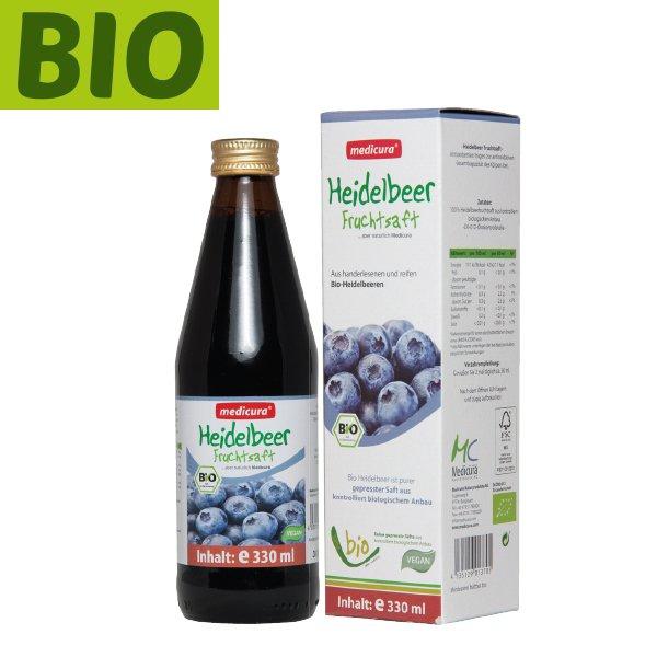 Suc de Afine Ecologic - GustOriental.ro