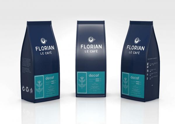 Cafea Decofeinizata Florian 250g 1