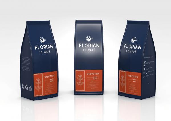 Cafea Espresso Florian 100g 1