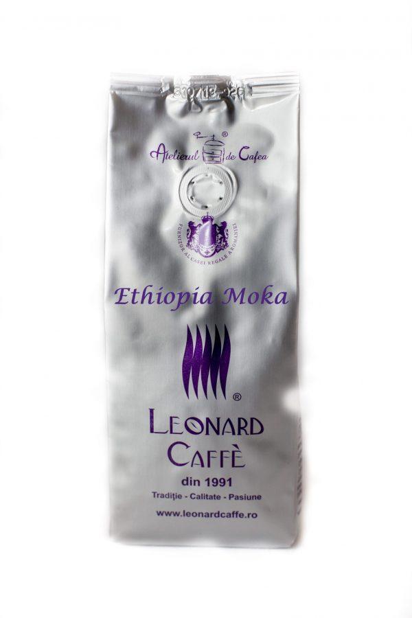 Cafea Ethiopia Moka Leonard 100g 1