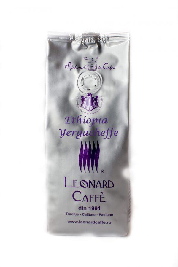 Cafea Ethiopia Yergacheffe Leonard 100g 1