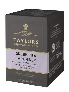 """Ceai verde """"Earl Grey"""" (plicuri) 1"""