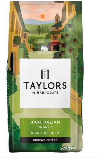 "Cafea macinata ""Rich Italian"" 227g 1"