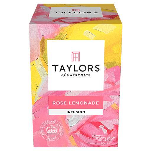 Ceai Rose Lemonade (plicuri) 1