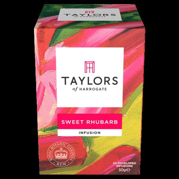 Ceai rubarba dulce (plicuri) 1