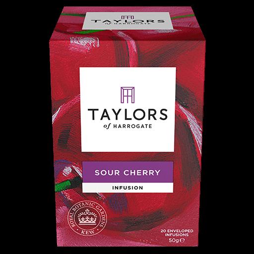 Ceai Sour Cherry (plicuri) 1
