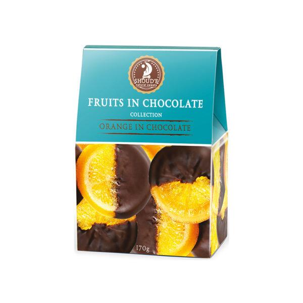 Portocala in ciocolata 1