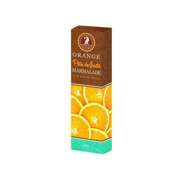 Marmelada de portocala 1