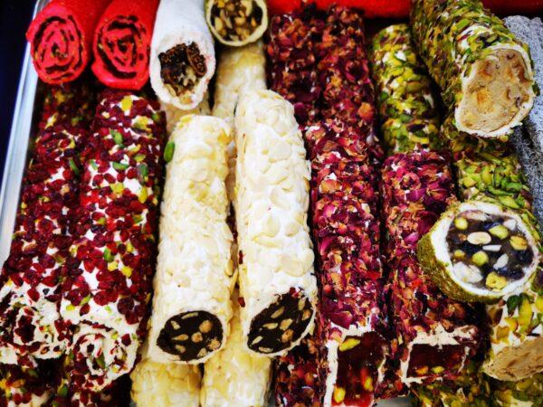 Rahat Turcesc (TURKISH DELIGHT) 100g 1