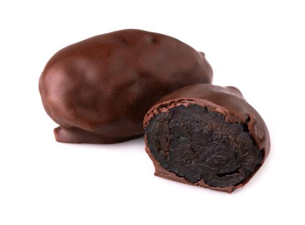 Prune in ciocolata Perle Negre 100gr 2