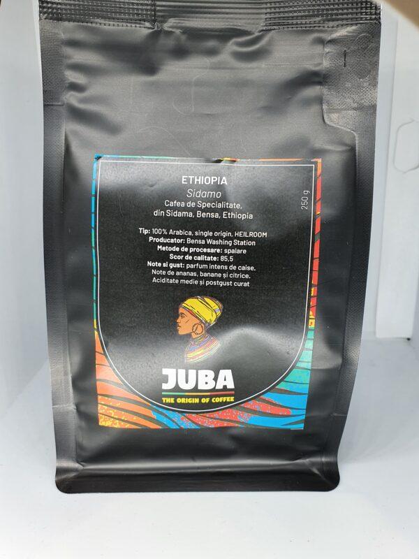 Cafea de specialitate Ethiopia 1
