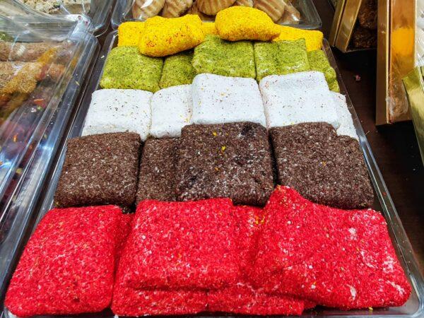 Rahat Turcesc, Pernute Umplute cu Ciocolata 100g 1